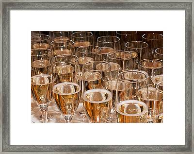 Champagne 02 Framed Print by Rick Piper Photography