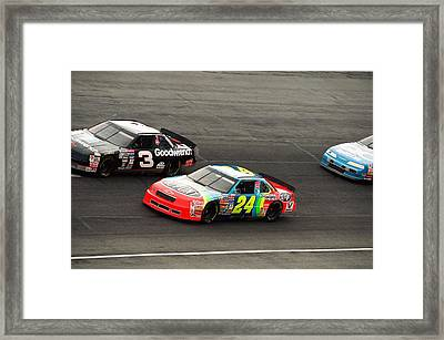 Champion Framed Print by Retro Images Archive
