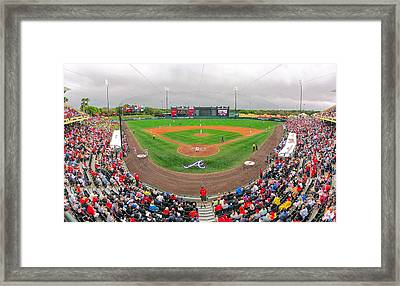 Champion Stadium II Framed Print