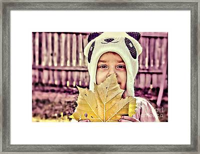 Changes Framed Print