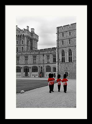 Beefeater Hat Framed Prints