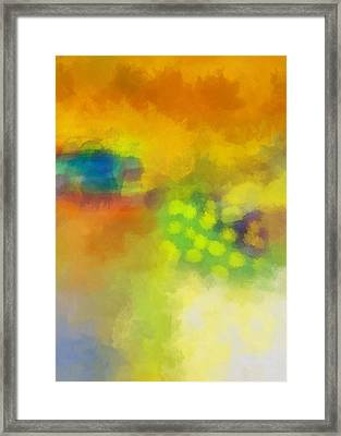Changing Seasons Framed Print by Ann Powell