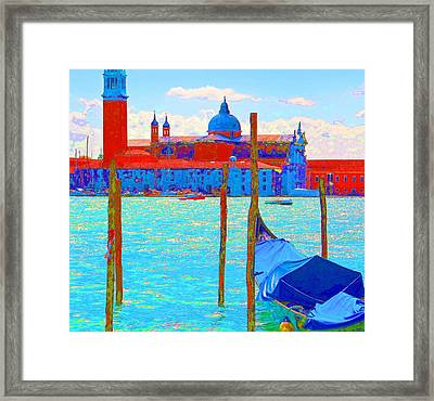 Channeling Matisse   Framed Print by Ira Shander