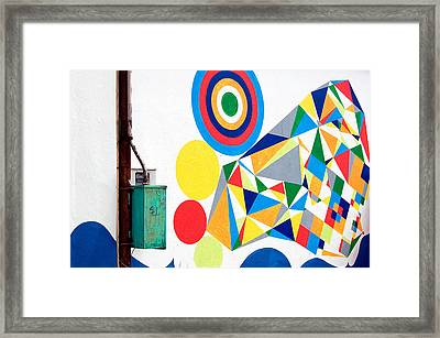 Chaordicolors Limited Edition 1 Of 1 Framed Print