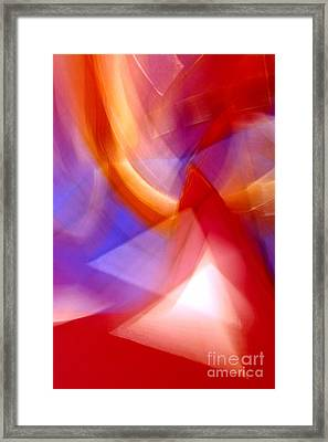 Chaos Framed Print by Douglas Taylor