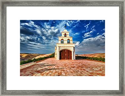 Chapel Hill Framed Print