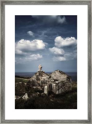 Chapel Framed Print by Joana Kruse