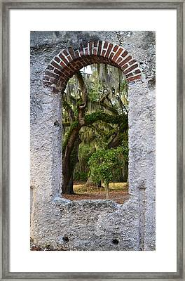 Chapel Of Ease Framed Print by Patricia Greer