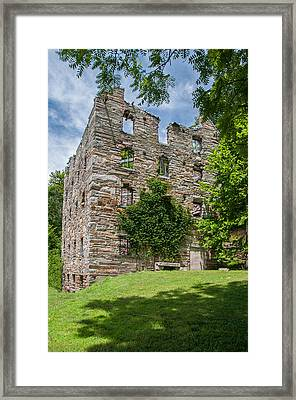 Chapman's-beverly Mill Framed Print