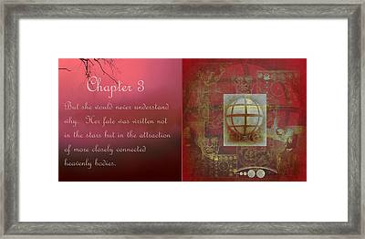 Chapter Three Framed Print by Jeff Burgess