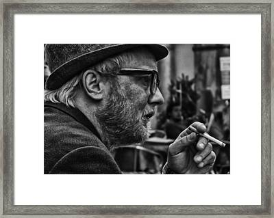 Character Study 73 Framed Print by John Hesley