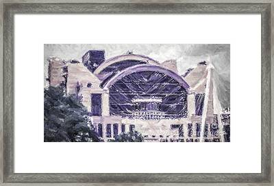 Charing Cross Station London England Framed Print