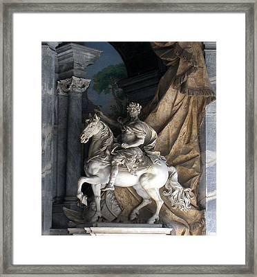 Charlemagne  Framed Print