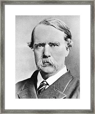 Charles Bright Framed Print by Science Photo Library