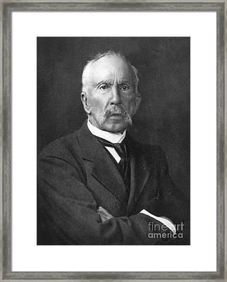 Charles R. Richet (1850-1935) Framed Print