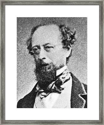Charles Walker Framed Print