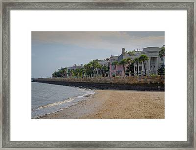 Charleston Battery Framed Print by Serge Skiba