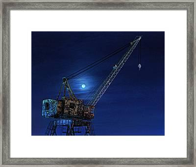 Charlestown Navy Yard 02 Framed Print