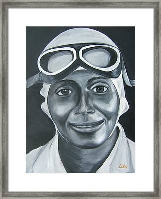 Charlie Wiggins Framed Print by Joseph Love