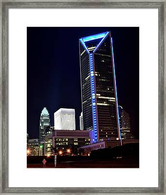 Charlotte Highrise Close Up Framed Print