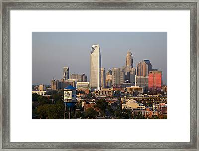 Charlotte In The Late Afternoon Framed Print