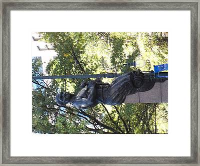 Charlotte Nc - 12123 Framed Print by DC Photographer