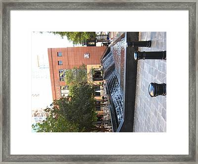 Charlotte Nc - 12124 Framed Print by DC Photographer