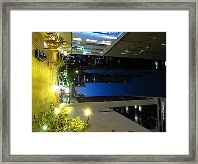 Charlotte Nc - 12128 Framed Print by DC Photographer