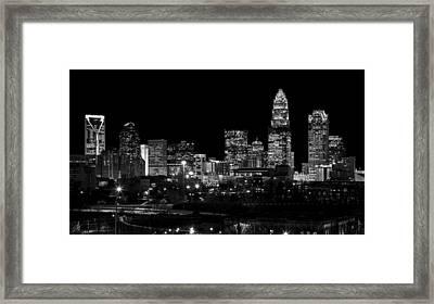 Charlotte Night V2 Framed Print
