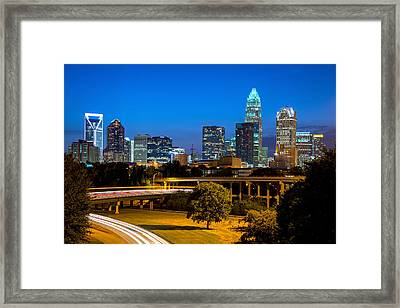 Framed Print featuring the photograph Charlotte by Serge Skiba