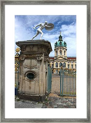 Charlotteburg Palace Framed Print by Gregory Dyer