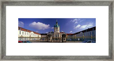 Charlottenburg Palace Schloss Framed Print by Panoramic Images