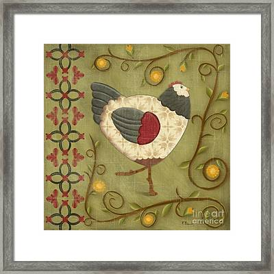 Charming Chicks 2 Framed Print by Paul Brent