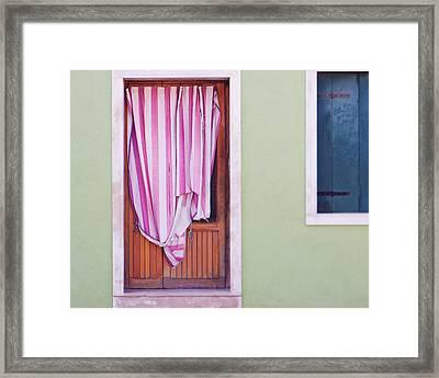 Charming  Framed Print by Kim Fearheiley