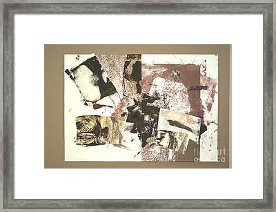 Charo Series II Framed Print by Charles B Mitchell