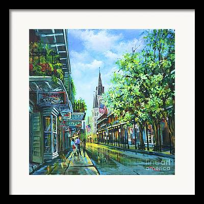 Chartres Framed Prints