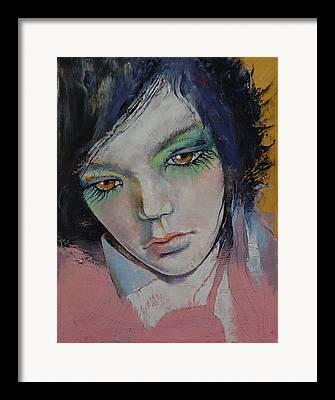 Retratos Framed Prints