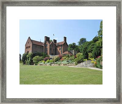 Chartwell Churchill Home Framed Print