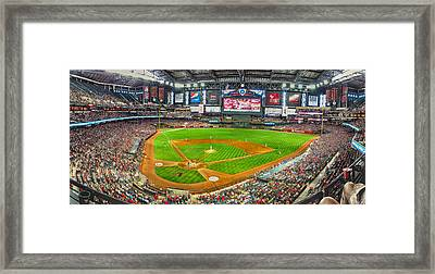Chase Field 2013 Framed Print
