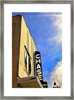 Chase Furniture Store Framed Print by Wendy Mogul