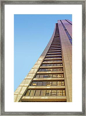 Chase The Sky - Chicago Framed Print by Nikolyn McDonald