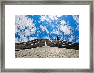 Chase02 Framed Print