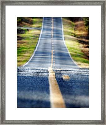 Chasing Cars Framed Print
