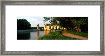 Chateau De Chenonceaux, Loire Valley Framed Print by Panoramic Images