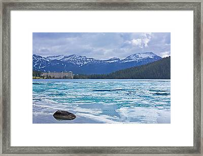Chateau Lake Louise #2 Framed Print