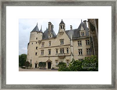 Chateau Usse Framed Print by Christiane Schulze Art And Photography