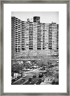 Chatham Green 1990 Framed Print