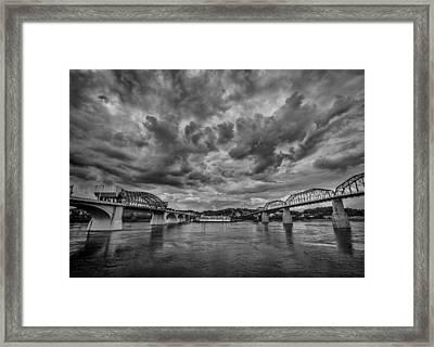 Chattanooga Framed Print