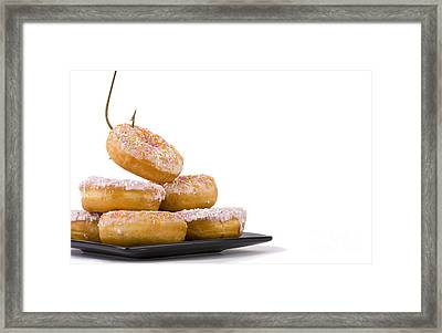 Cheating On Your Diet Framed Print by Simon Bratt Photography LRPS