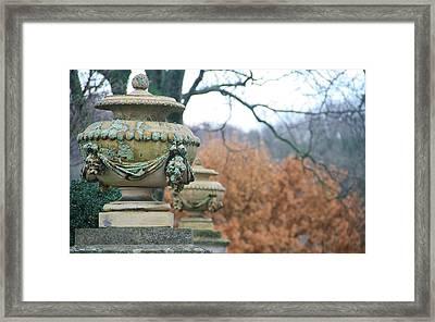 Cheekwood Estate Framed Print